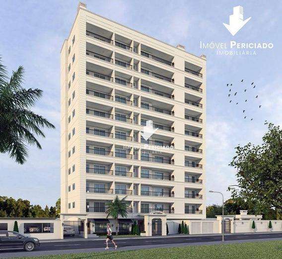 Apartamento Com 2 Dormitórios À Venda, 96 M² Por R$ 395.000 - Paese - Itapoá/sc - Ap0092
