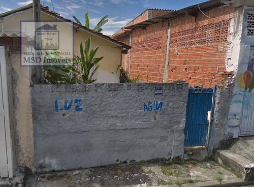 Terreno A Venda No Bairro Vila Nilo Em São Paulo - Sp.  - 2735-1