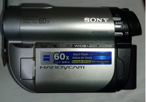 Filmadora Sony Dcr - Dvd 650 - Usada - Frete Gratis