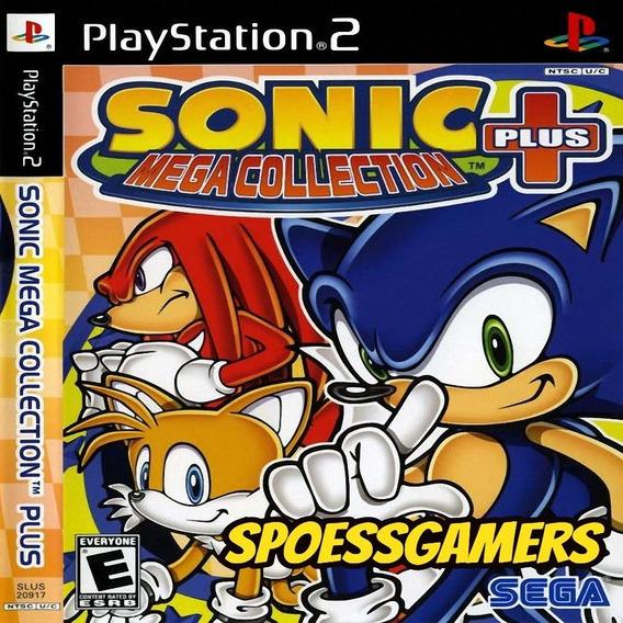 Sonic Mega Collection Plus Ps2 Patch .