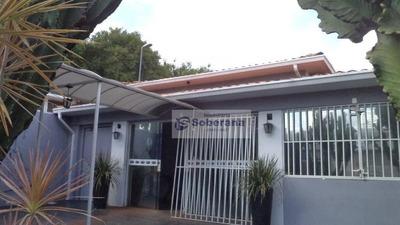 Casa Comercial Para Venda E Locação, Castelo, Campinas. - Ca3015