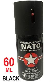 Nato - 60ml - Spray Defesa Pesoal - Insuportável