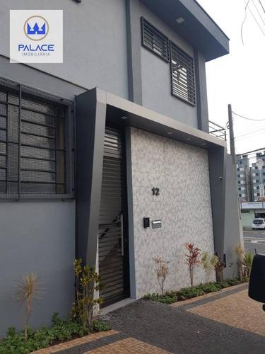 Sala Para Alugar, 12 M² Por R$ 1.000,00/mês - Jardim Elite - Piracicaba/sp - Sa0068