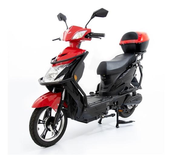 Bicicleta Elétrica Fam 350w Plus 48v * Use Sem Habilitação *