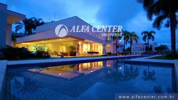Sobrado Com 4 Dormitórios À Venda, 700 M² Por R$ 7.500.000 - Residencial Alphaville Flamboyant - Goiânia/go - So0279