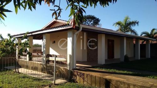 Chácara À Venda Em Village Campinas - Ch002139