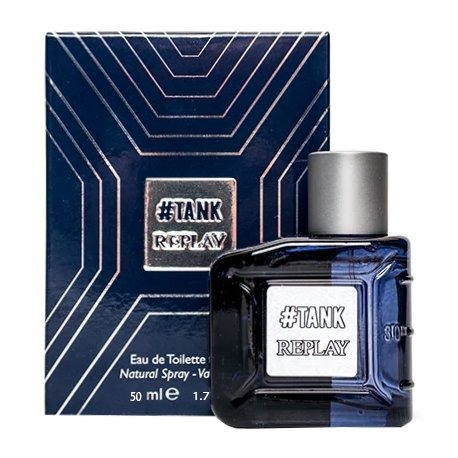 Perfume Replay Tank For Him Edt M 50ml