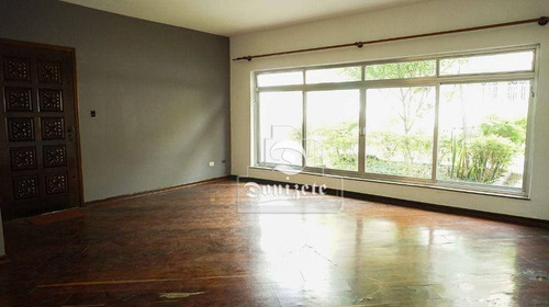 Imagem 1 de 30 de Casa Com 3 Dormitórios À Venda, 226 M² Por R$ 900.000,00 - Vila Bastos - Santo André/sp - Ca1456