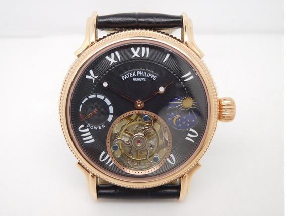 Relógio De Luxo Ref. Pp0255 Moonphase Day/ngt Sob Encomenda