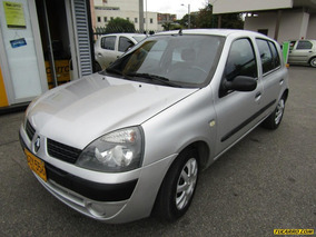 Renault Clio Cool Mt 1400cc Aa