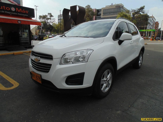 Chevrolet Tracker Ls 1.8 Mt