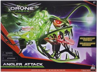 Drone Force Angler Attack, Envió Inmediato