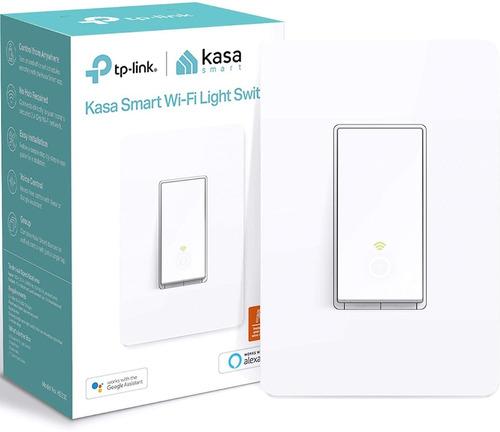 Tp Link Kasa Hs200 Interruptor De Luz Inteligente Wi-fi