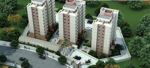 Apartamento De 02 Quartos - Pr2258