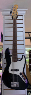 Fender Jazz Bass 5 Cuerdas Mexico Negro