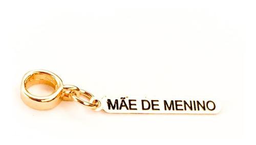 Imagem 1 de 1 de Berloque Mãe De Menino - Bd_1208
