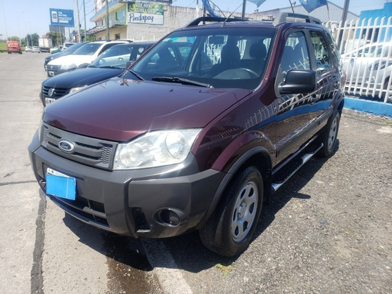 Ford Ecosport 1.6 My10 Xl Plus Mp3 4x2 2012