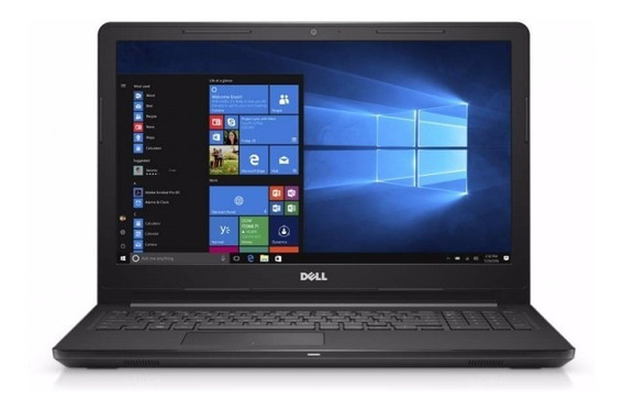 Notebook Dell Intel Core I3 3567 1tb 15,6 Win 10 8gb Ram