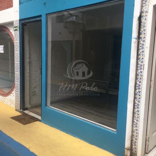 Imagem 1 de 7 de Salão Para Aluguel Em Centro - Sl035134
