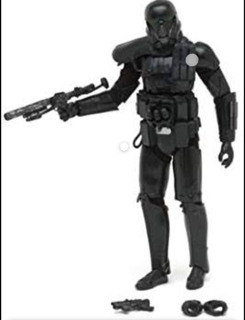 Star Wars Elite Series Death Trooper De 27 Cms