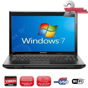 Notebook Lenovo G475 Com Garantia Memoria Ram 4gb Hd320gb
