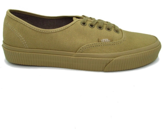 Tenis Vans Authentic Vn0a38emog1 Mono Surplus Khaki Khaki