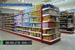 Perchas, Góndolas Supermercado, Estanterías, Muebles, Racks