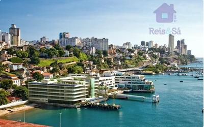 Apartamento Residencial À Venda, Baía De Todos Os Santos, Salvador. - Ap0111