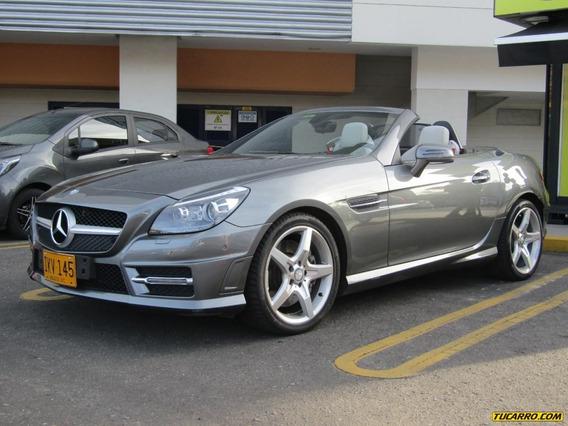 Mercedes Benz Clase Slk 200 Racer