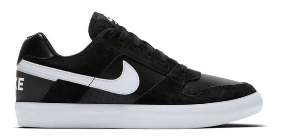 Zapatillas Nike Sb Delta Force Vulc Negra 942237-010