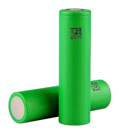 02 Baterias 18650 Sony Vtc6 3000mah 30a Alta Descarga Vaper