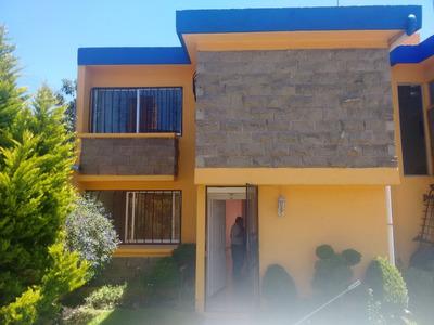 Increíble Casa En Toluca En Inmejorable Ubicación $1,900 000