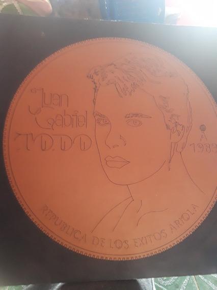 (antiguedad) Un Disco Para Toca Disco De Juan Gabriel