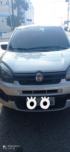 Fiat Uno 2018 1.0 Drive Flex 5p