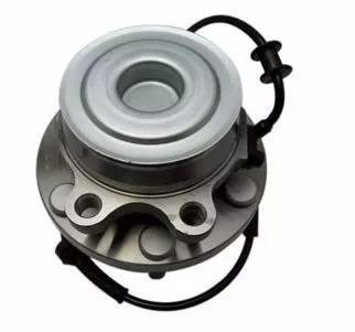 Par De Cubo De Roda Dianteiro Rolamento Nissan Frontier 4x2