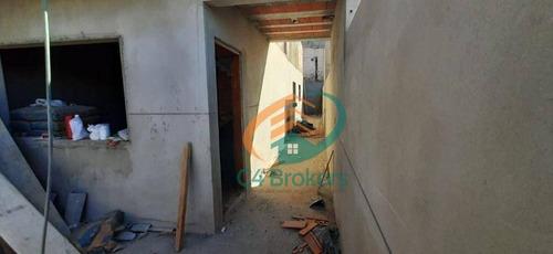 Imagem 1 de 21 de Sobrado Com 3 Dormitórios À Venda, 130 M² Por R$ 550.000,00 - Cocaia - Guarulhos/sp - So0795