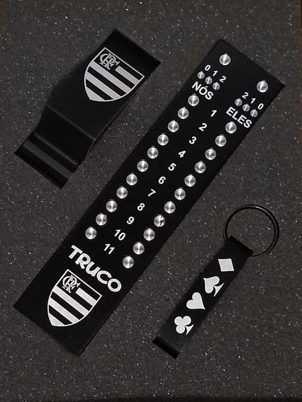Marcador De Truco Personalizado Flamengo