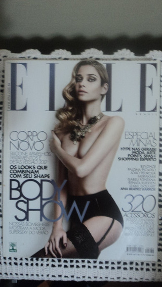 Revista Elle - Setembro 2011