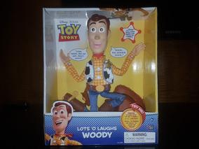 Boneco Woody Da Toy Story 35cm Original Edição Especial !