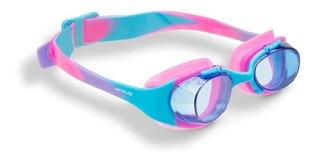 Óculos De Natação Infantil Com Ajuste Antiembaçamento