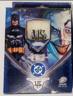 Deck Batman Vs Joker Card Game
