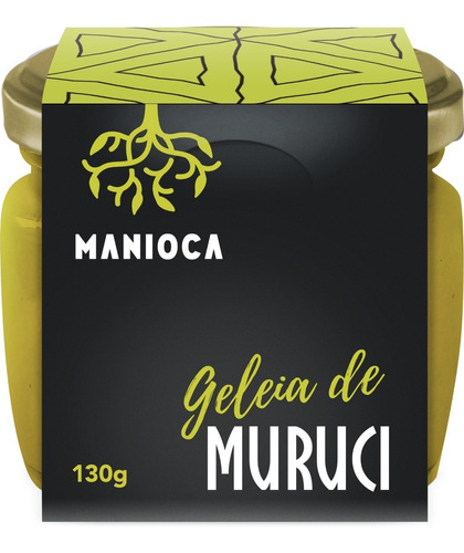 Geleia De Muruci Manioca. 100% Natural.
