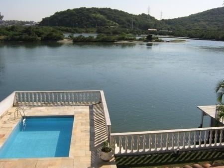 Um Luxo, Na Ilha Canal Navegável!! - 300