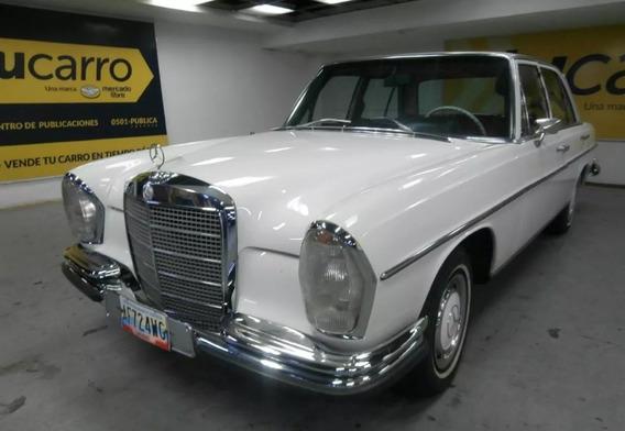Mercedes Benz 280s Año 1973