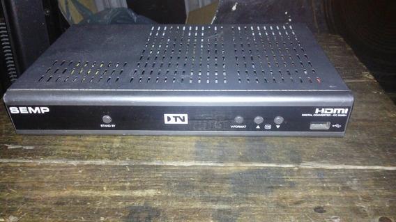 Conversor Semp Toshiba Modelo Dc 2008h Com Defeito