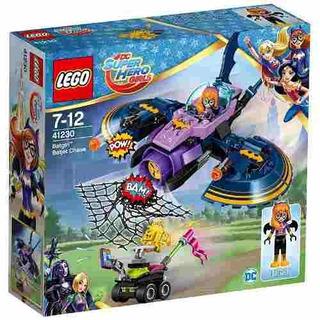 Lego 41230 Super Hero Girl Persecicion Del Batireactor Orig.