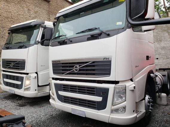 2 Unidades Volvo Fh 460 6x4 Ano 2012/2012 Caminhões Novos