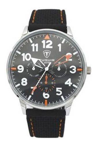 Relógio Masculino Tuguir Multifunção 5022 Original - Garantia E Nota Fiscal