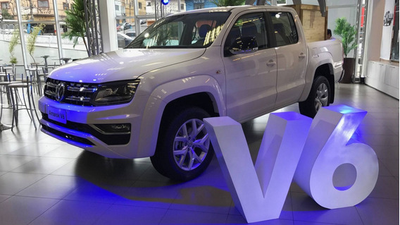 Amarok 3.0 V6 Tdi Diesel Highline Extreme Cd 4motion