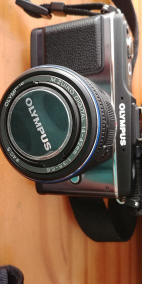 Camera Japoneis Importado Câmera Olympus Pen E-p2 Usado